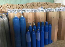 bán các loại bình oxy 8 lít, 10 lít, 14 lít, 40 lít, 50 lít