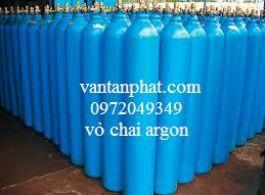 Vỏ chai Argon 10 lít